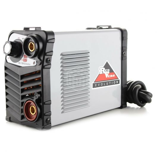 Сварочный аппарат redverg rd 170k evolution стабилизатор напряжения defender typhoon 800