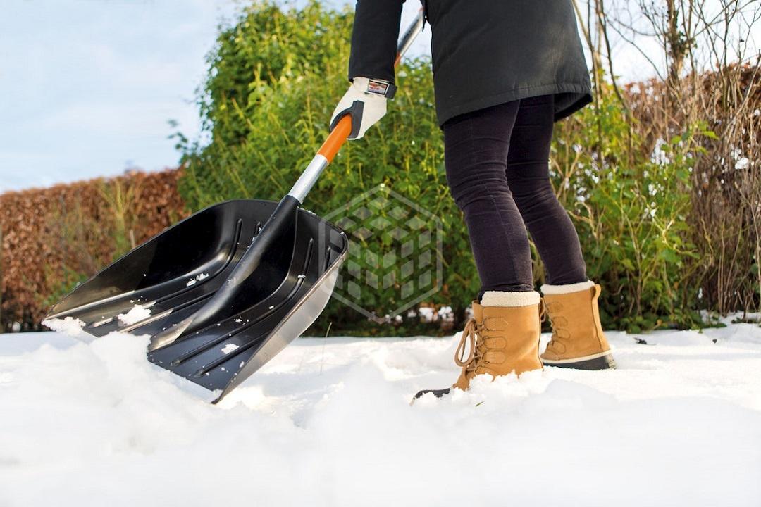 Лопата для снега своими руками фото фото 848