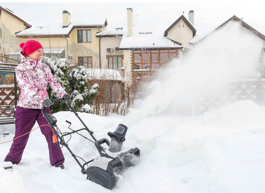 Лопата снегоуборочная электрическая своими руками 62