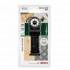 Погружное пильное полотно Bosch BIM PAIZ 32 APB Wood and Metal StarlockPlus (1/1)_Z