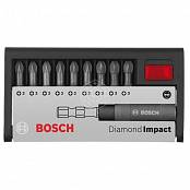 Набор бит Bosch PH/PZ/TX 25 мм <10шт>_Z